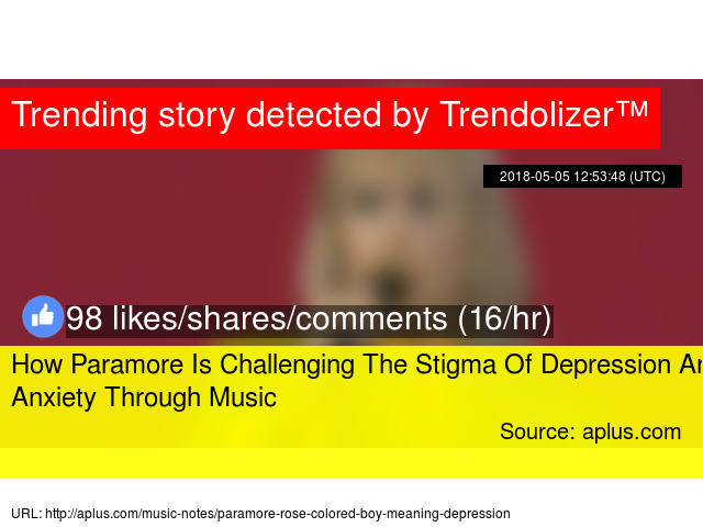 Music For Anxiety And Depression